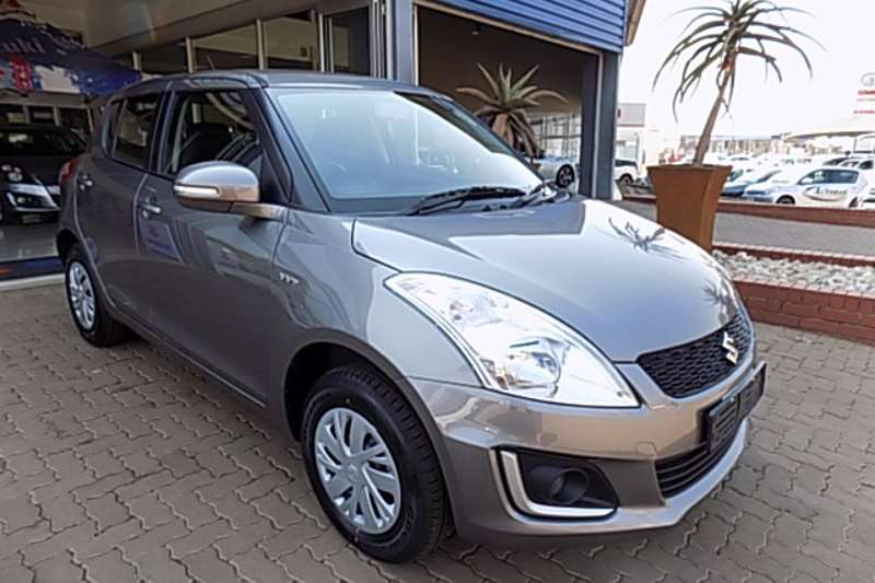 Suzuki Swift hatch 1.2 GL 0
