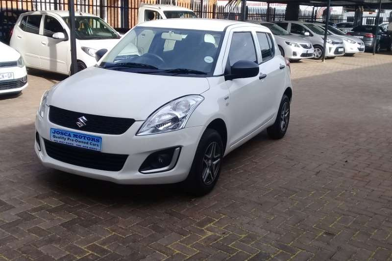 Suzuki Swift hatch 1.2 RS 2017