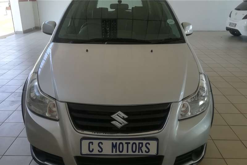 Suzuki Swift hatch 1.4 GLS 2013