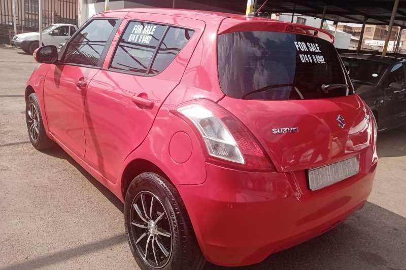 Used 2015 Suzuki Swift Hatch