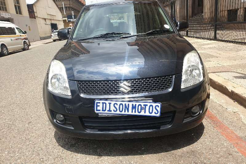 2008 Suzuki Swift hatch SWIFT 1.2 GL