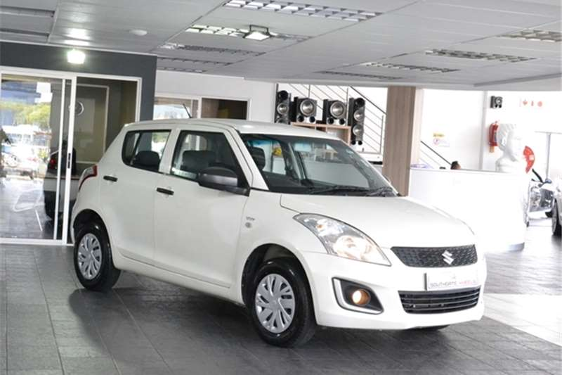 2017 Suzuki Swift hatch SWIFT 1.2 GL