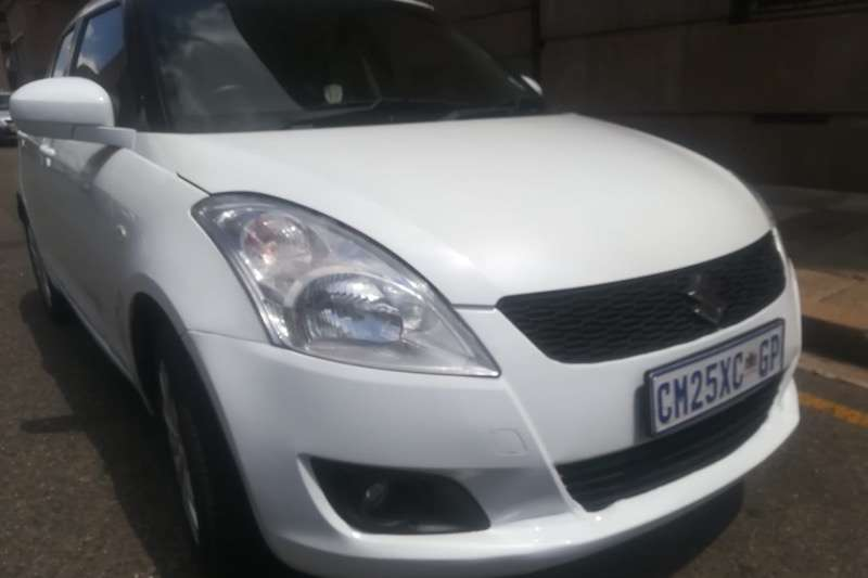 2013 Suzuki Swift hatch SWIFT 1.2 GLX