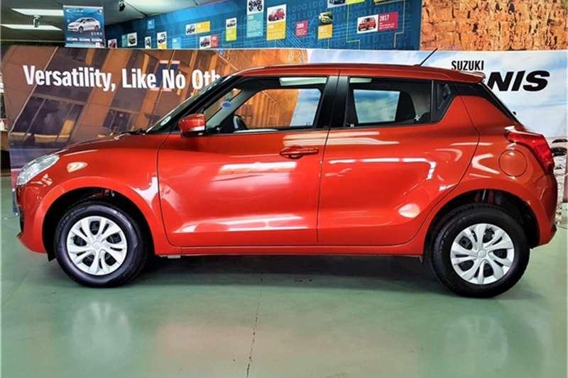 2020 Suzuki Swift hatch