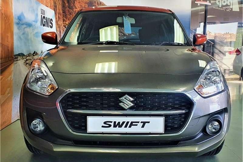 2021 Suzuki Swift hatch