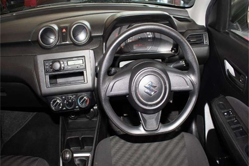 2019 Suzuki Swift hatch