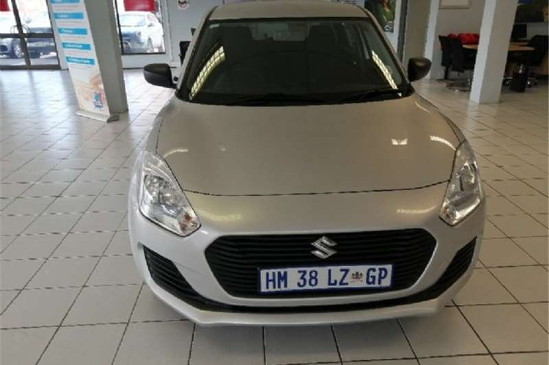 Suzuki Swift Hatch SWIFT 1.2 GA 2018