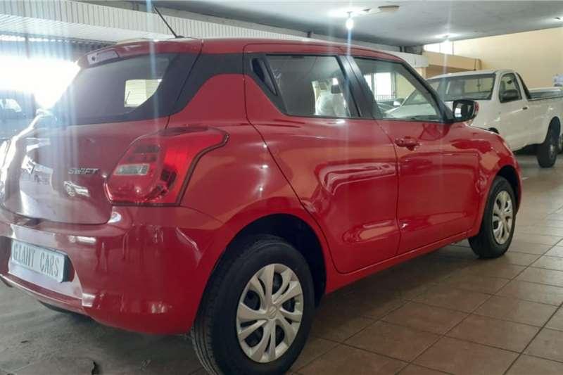 Used 2018 Suzuki Swift Hatch SWIFT 1.2 GA