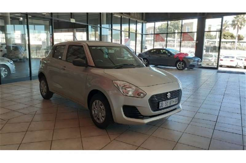 Suzuki Swift Hatch SWIFT 1.2 GA 2019