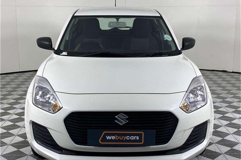 2020 Suzuki Swift hatch SWIFT 1.2 GA