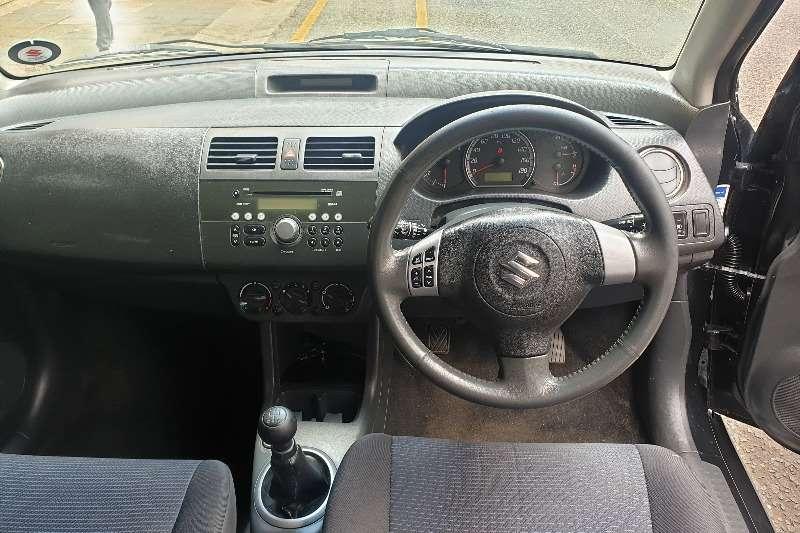 Suzuki Swift Hatch SWIFT 1.2 GL 2008