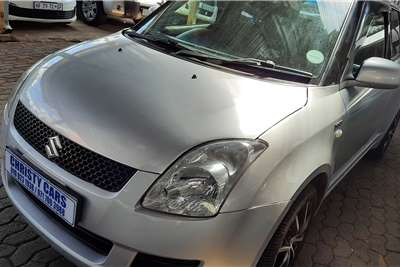 2009 Suzuki Swift hatch SWIFT 1.2 GL
