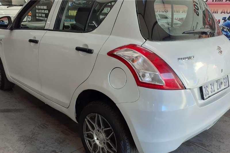 Used 2015 Suzuki Swift Hatch SWIFT 1.2 GL