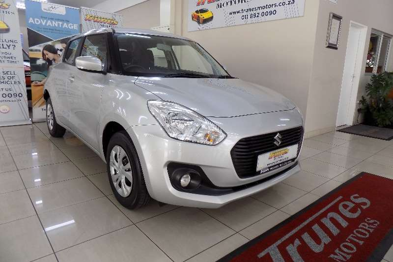 Suzuki Swift Hatch SWIFT 1.2 GL 2018