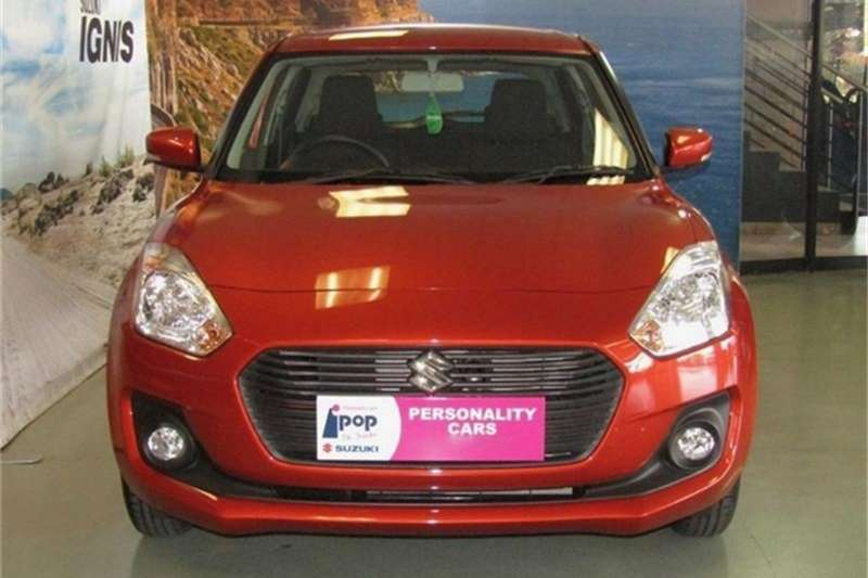 Suzuki Swift Hatch SWIFT 1.2 GL 2020