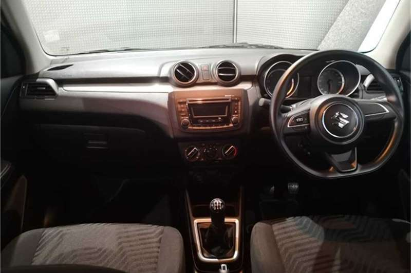 Suzuki Swift Hatch SWIFT 1.2 GL 2021