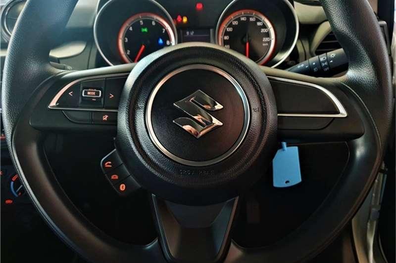 2021 Suzuki Swift hatch SWIFT 1.2 GL