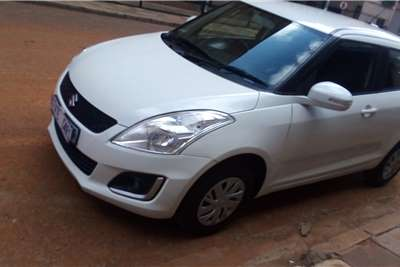 2017 Suzuki Swift hatch SWIFT 1.2 GL A/T