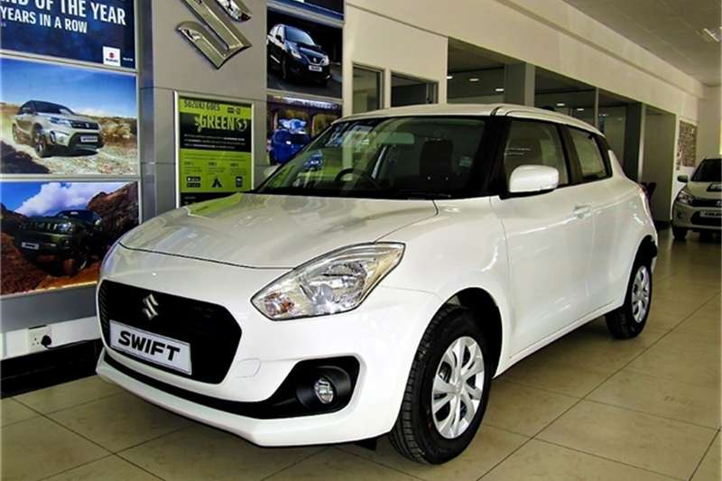 Suzuki Swift Hatch SWIFT 1.2 GL A/T 2019