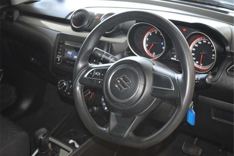 Used 2019 Suzuki Swift Hatch SWIFT 1.2 GL A/T