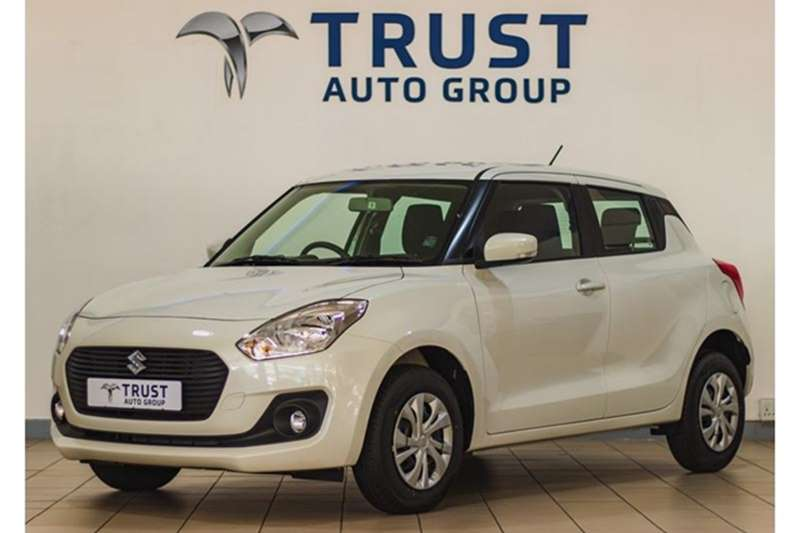 Suzuki Swift Hatch SWIFT 1.2 GL A/T 2020