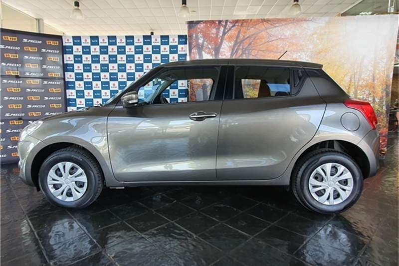 2020 Suzuki Swift hatch SWIFT 1.2 GL A/T