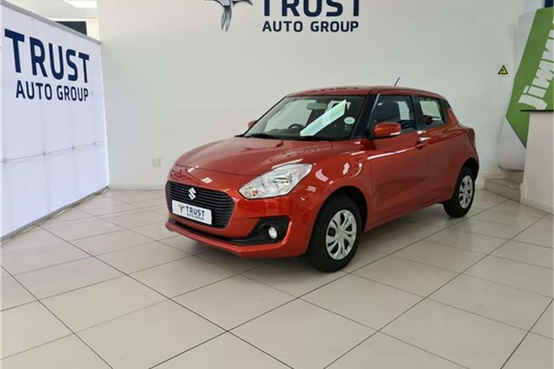 Suzuki Swift hatch SWIFT 1.2 GL A/T 2021