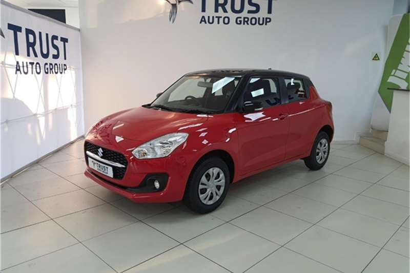 Used 2021 Suzuki Swift Hatch SWIFT 1.2 GL A/T