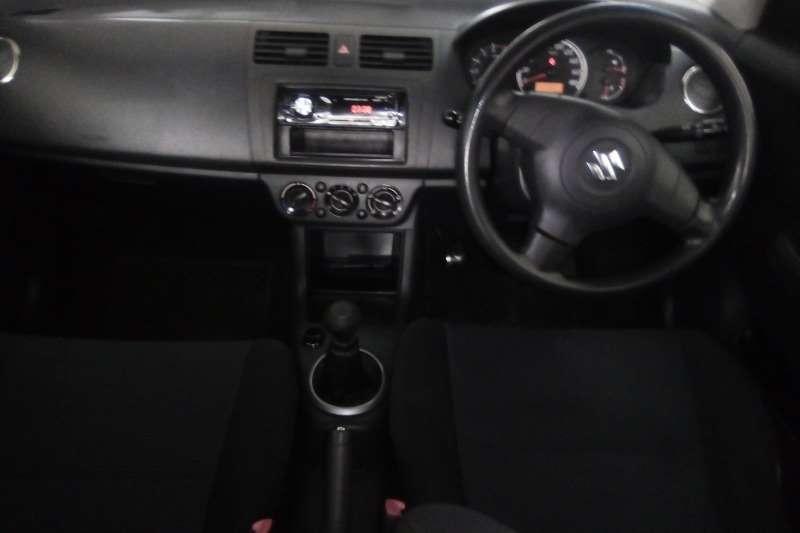 Suzuki Swift Hatch SWIFT 1.2 GLX 2009