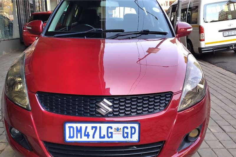 Suzuki Swift Hatch SWIFT 1.2 GLX 2018