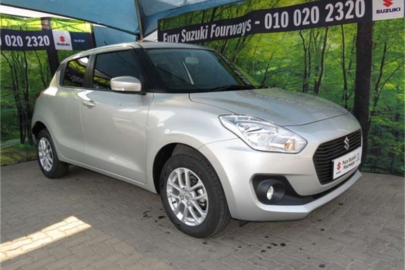 Suzuki Swift Hatch SWIFT 1.2 GLX 2019