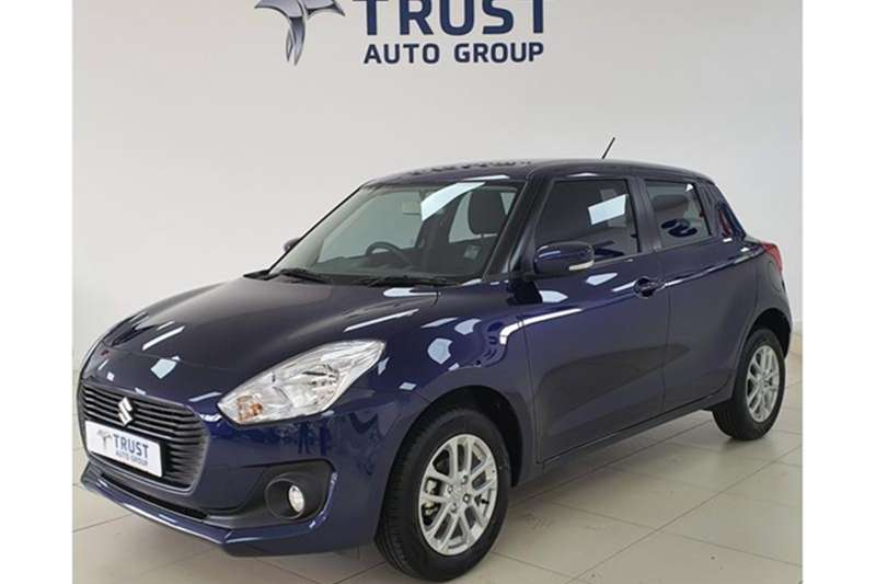 Suzuki Swift Hatch SWIFT 1.2 GLX 2020