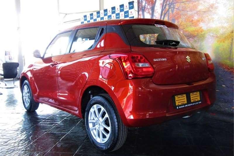Suzuki Swift Hatch SWIFT 1.2 GLX 2021