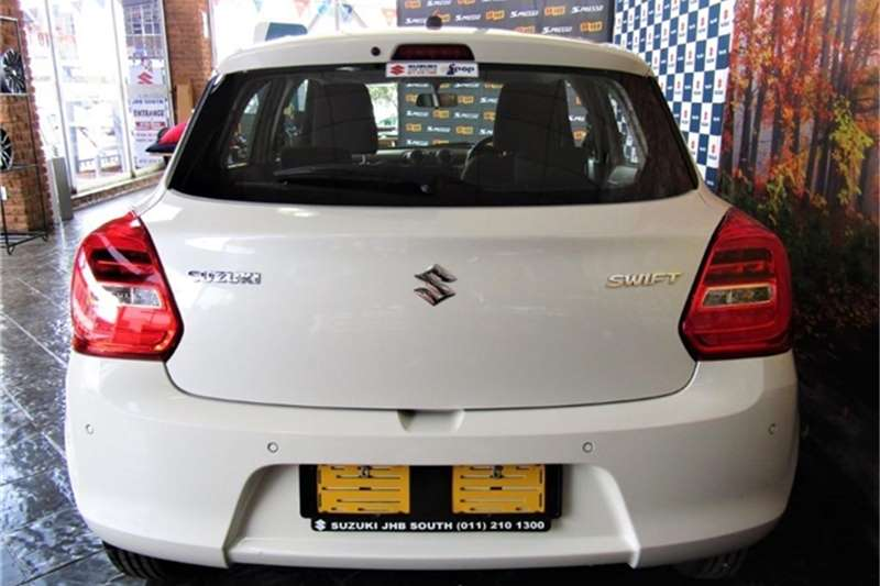 2021 Suzuki Swift hatch SWIFT 1.2 GLX