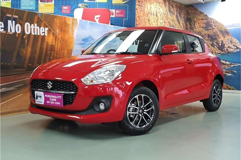 Suzuki Swift Hatch SWIFT 1.2 GLX 2021