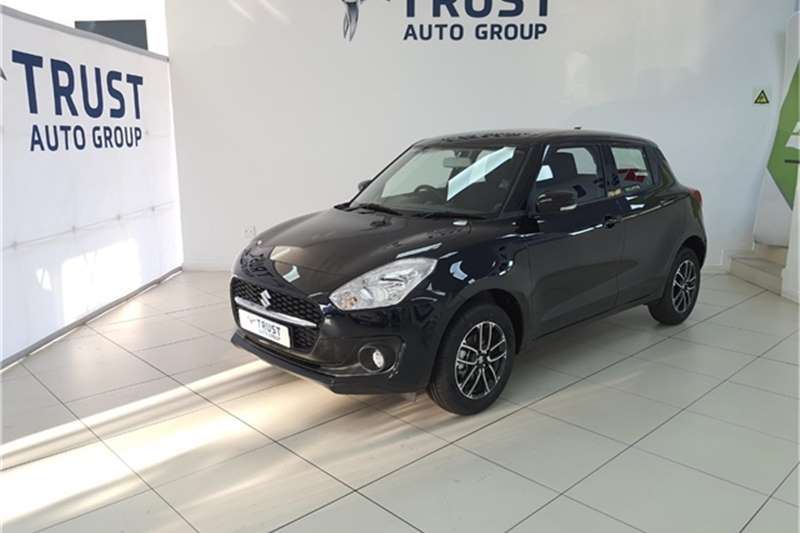 2021 Suzuki Swift hatch SWIFT 1.2 GLX