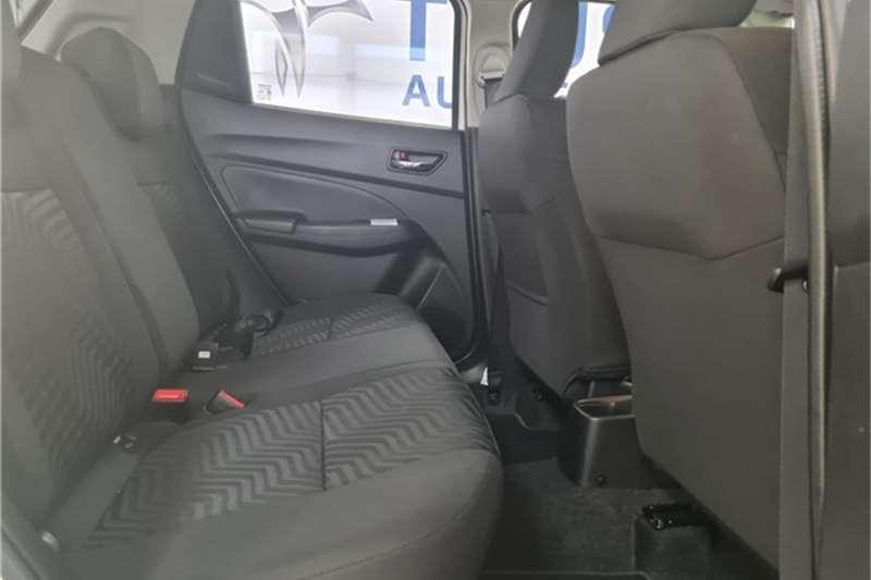2019 Suzuki Swift hatch SWIFT 1.2 GLX AMT