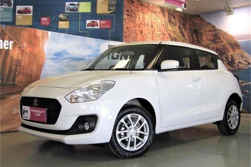 Suzuki Swift Hatch SWIFT 1.2 GLX AMT 2021