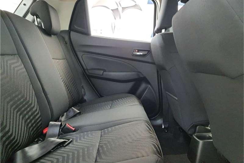 2021 Suzuki Swift hatch SWIFT 1.2 GLX AMT