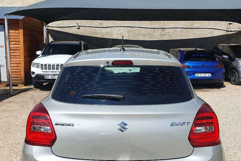 Used 2018 Suzuki Swift Hatch SWIFT 1.4 GLS