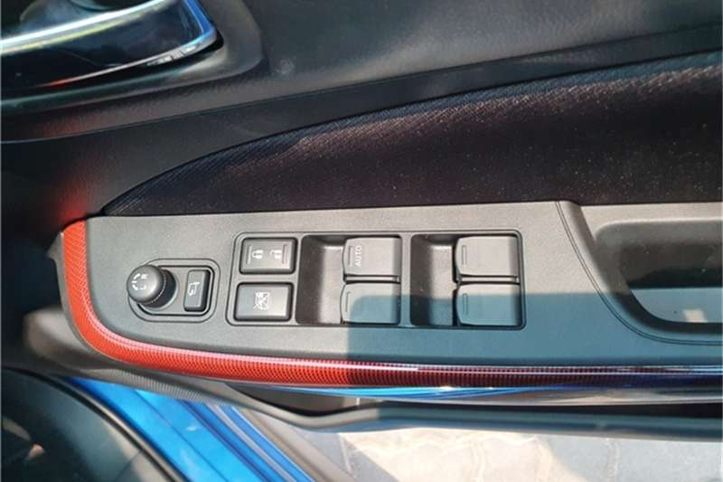 Suzuki Swift Hatch SWIFT 1.4T SPORT 2019