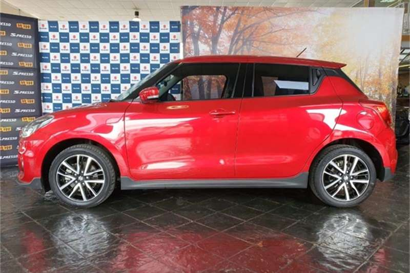 Suzuki Swift hatch SWIFT 1.4T SPORT 2019