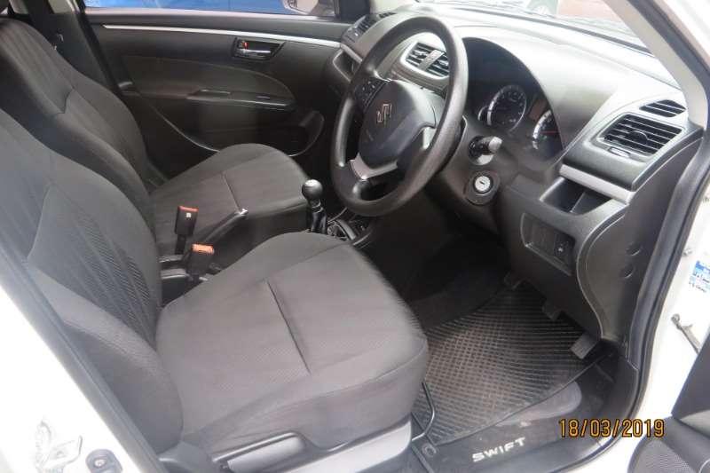 2015 Suzuki Swift hatch 1.2 GL