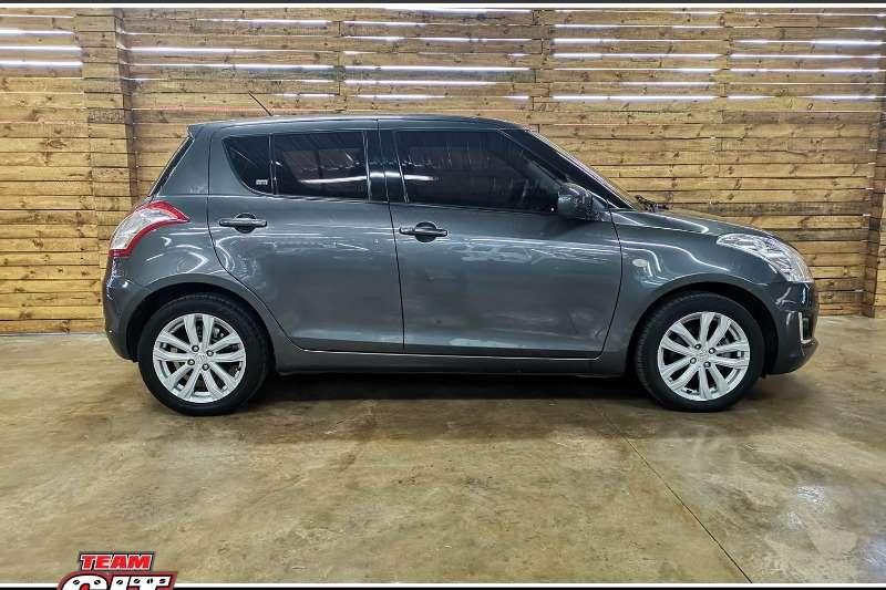 2015 Suzuki Swift 1.5 GLS
