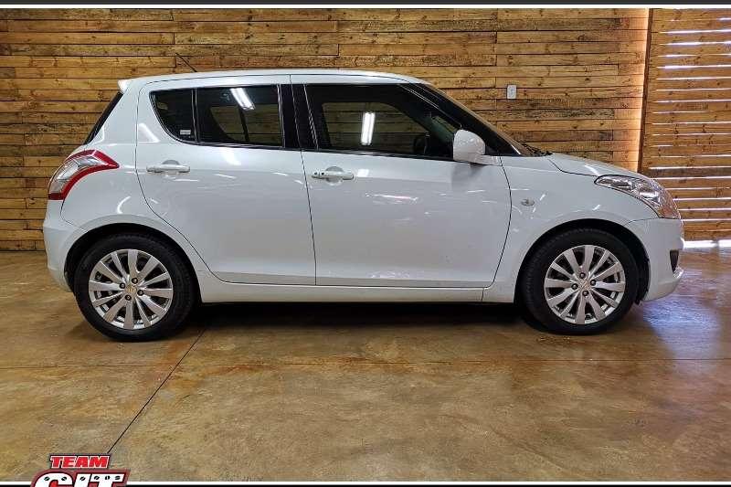 2012 Suzuki Swift 1.4 GLS