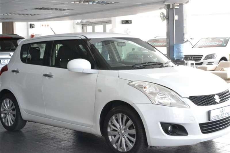 2014 Suzuki Swift 1.4 SE