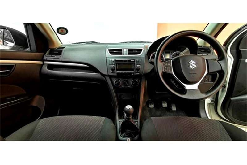 2016 Suzuki Swift DZire sedan 1.2 GL