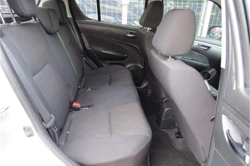 2012 Suzuki Swift 1.4 GLS auto