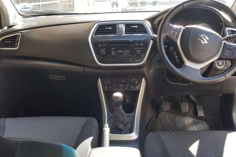 Used 2014 Suzuki SX4 1.6 GL
