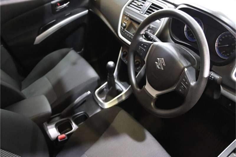 Used 2016 Suzuki SX4 1.6 GL